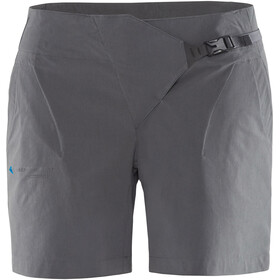 Klättermusen Vanadis Shorts Dame dark grey